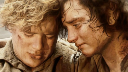sam and frodo 2