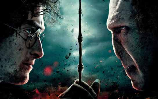 voldemort vs harry potter