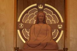 Gurdjieff christ meditating